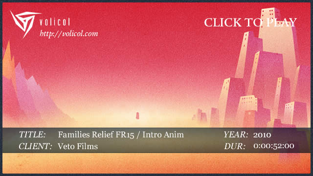 Families Relief FR 15 ~ Intro Anim